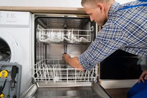 dishwasher servicing